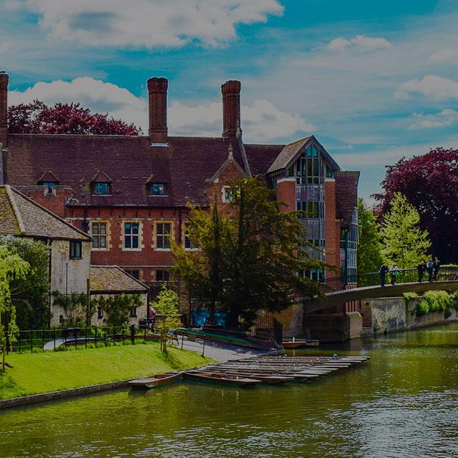 Cambridge Summer School Programme