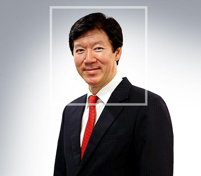 Mr Ong Eng Bin