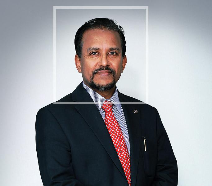Mr Donald Joshua Jaganathan